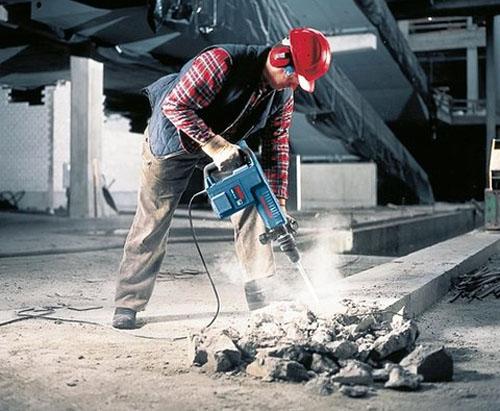 прокат отбойного молотка Bosch GSH 11 Днепр